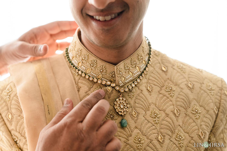 GROOM PREP Pasea Huntington Beach SOUTH Indian Wedding 2