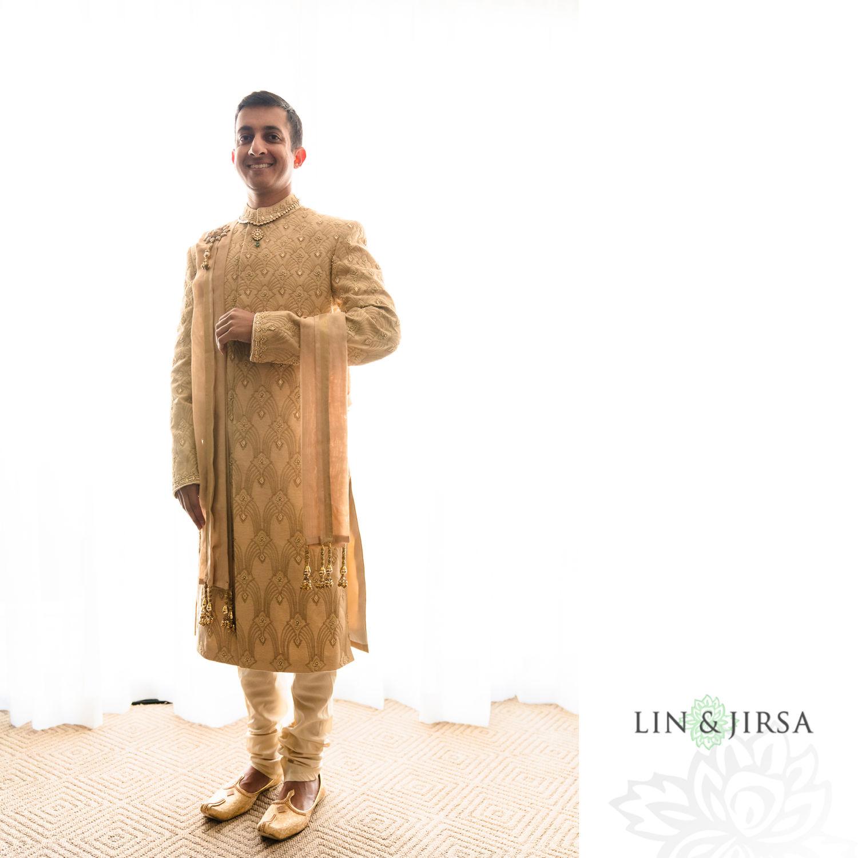GROOM PREP Pasea Huntington Beach SOUTH Indian Wedding 4