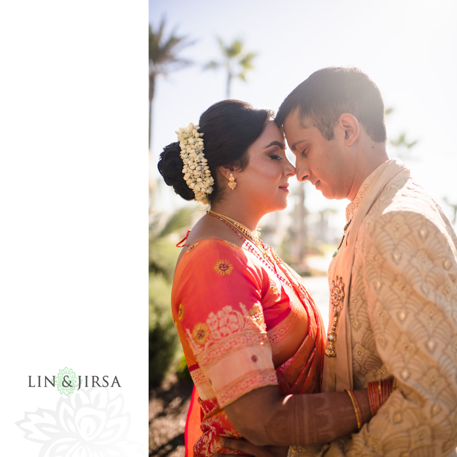 FIRST LOOK 03 Pasea Huntington Beach SOUTH Indian Wedding