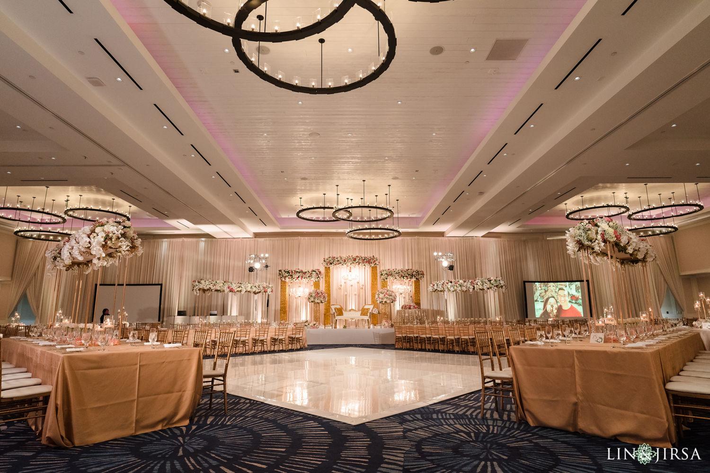 Wedding Reception Hilton Waterfront Huntington Beach Wedding 01