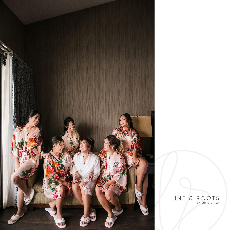 BRIDE PREP 03 Hotel Maya Long Beach Samantha and Kristoffer Micro Wedding 1