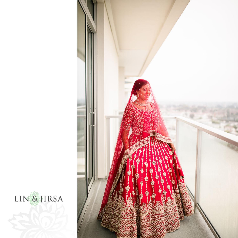 BRIDE PREP Pasea Huntington Beach Sikh Micro Wedding Lin and Jirsa2
