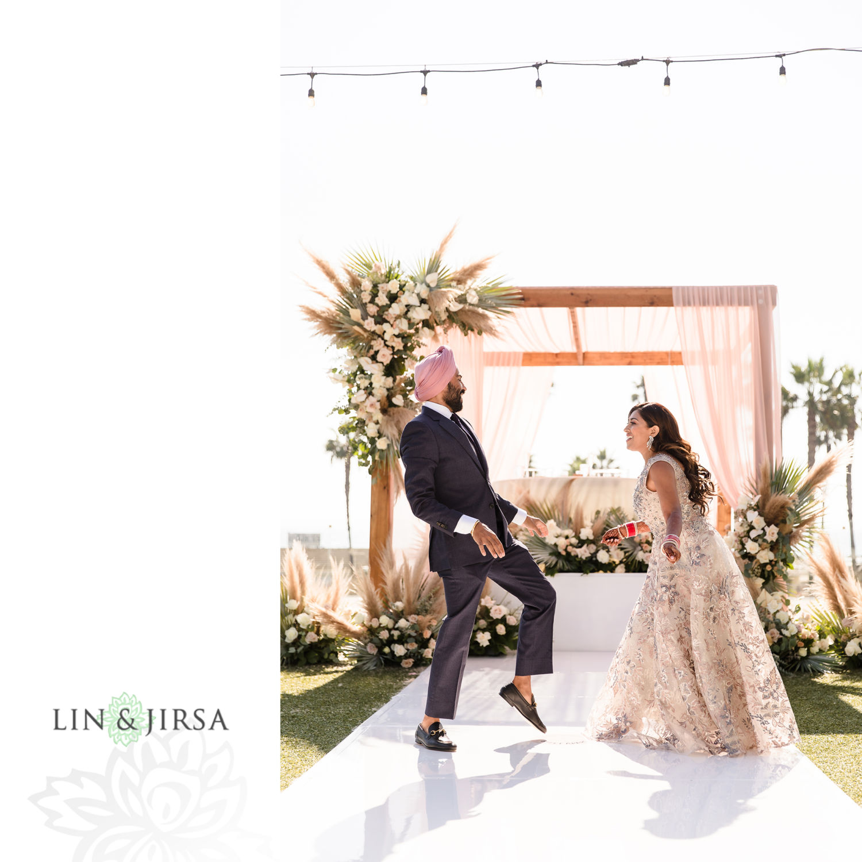 Wedding Lunch Pasea Huntington Beach Sikh Micro Wedding Lin and Jirsa0004