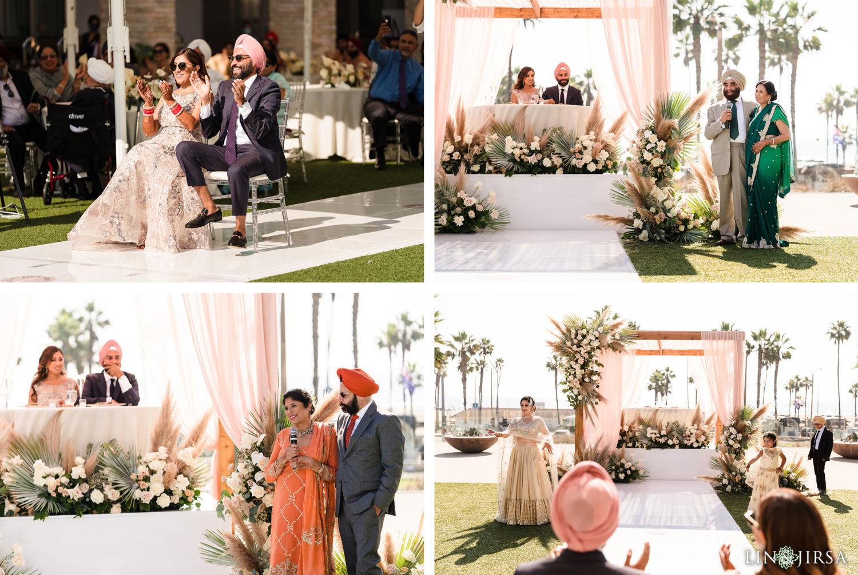 Wedding Lunch Pasea Huntington Beach Sikh Micro Wedding Lin and Jirsa0007