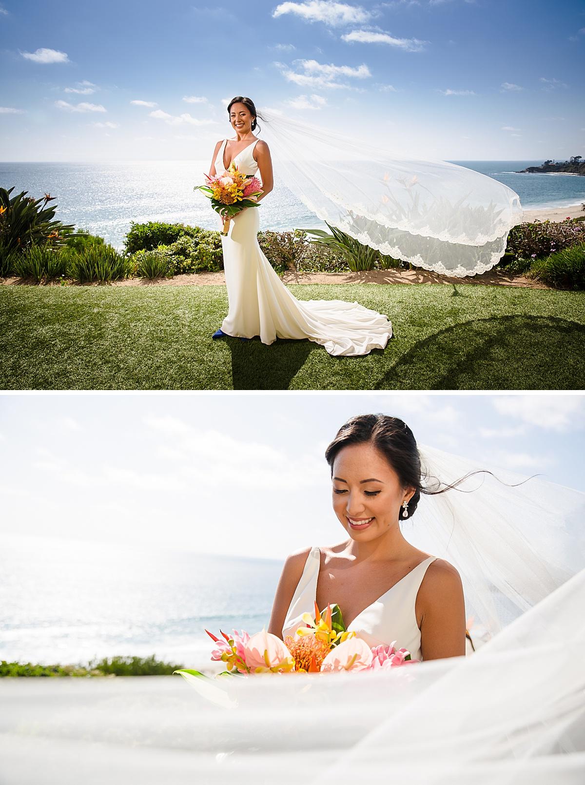 0241 SR Ritz Carlton Laguna Niguel Orange County Wedding Photography