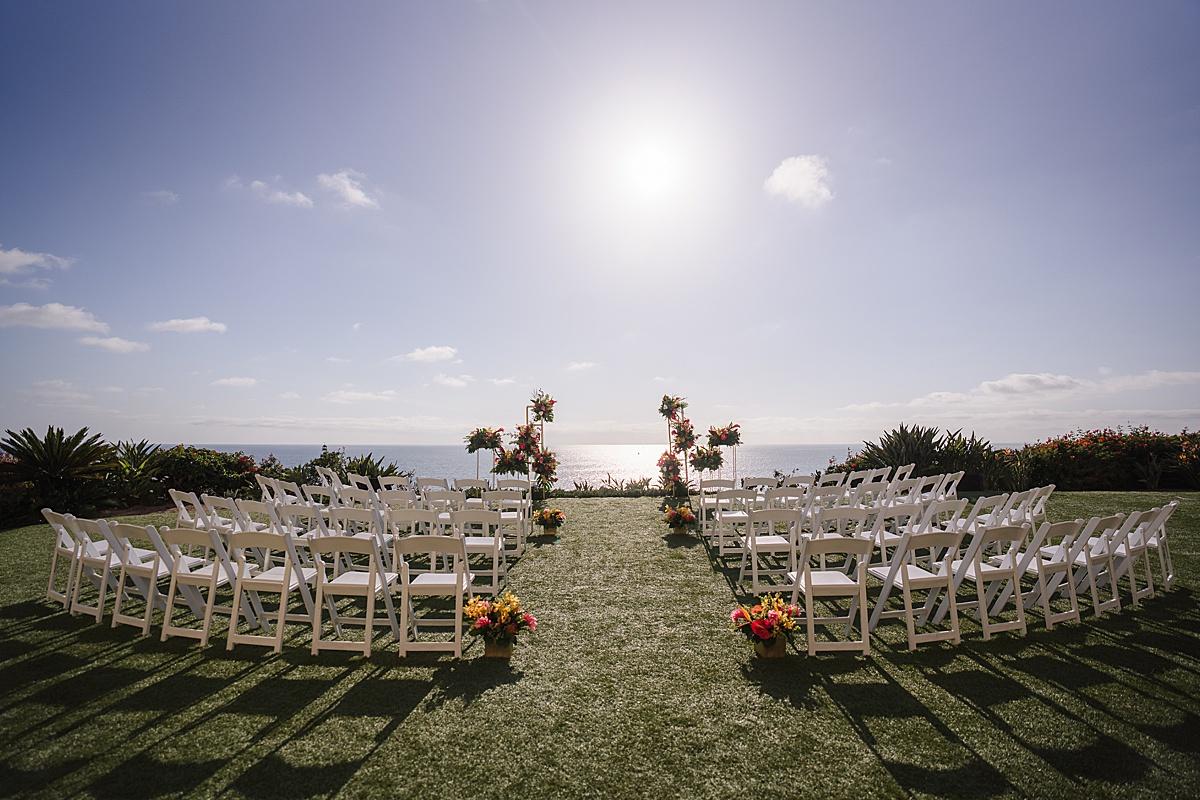 0323 SR Ritz Carlton Laguna Niguel Orange County Wedding Photography