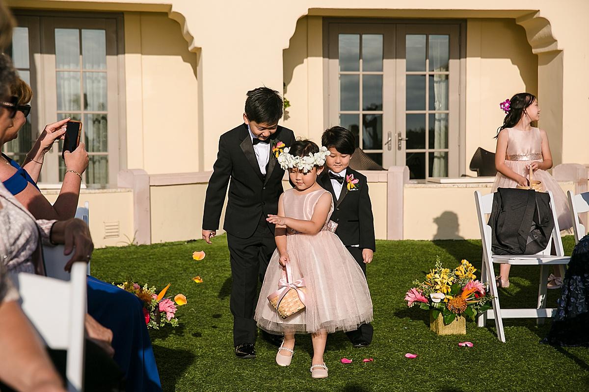 0378 SR Ritz Carlton Laguna Niguel Orange County Wedding Photography