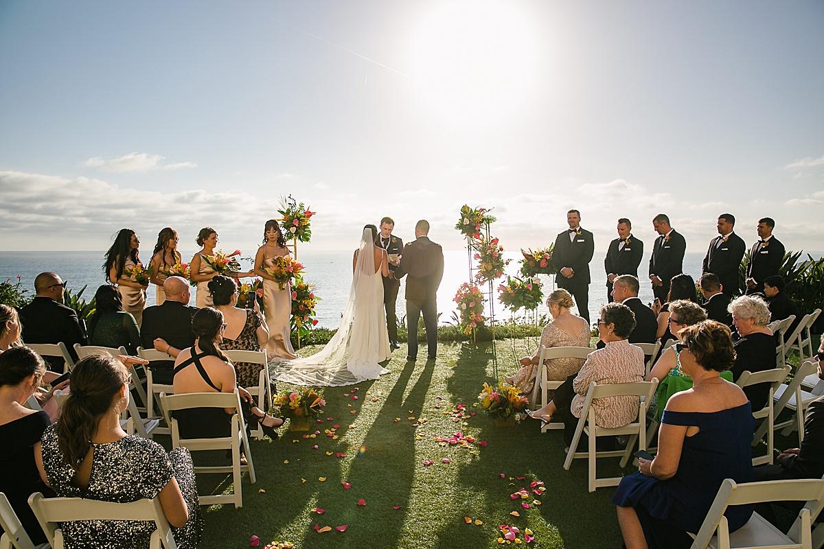 0399 SR Ritz Carlton Laguna Niguel Orange County Wedding Photography