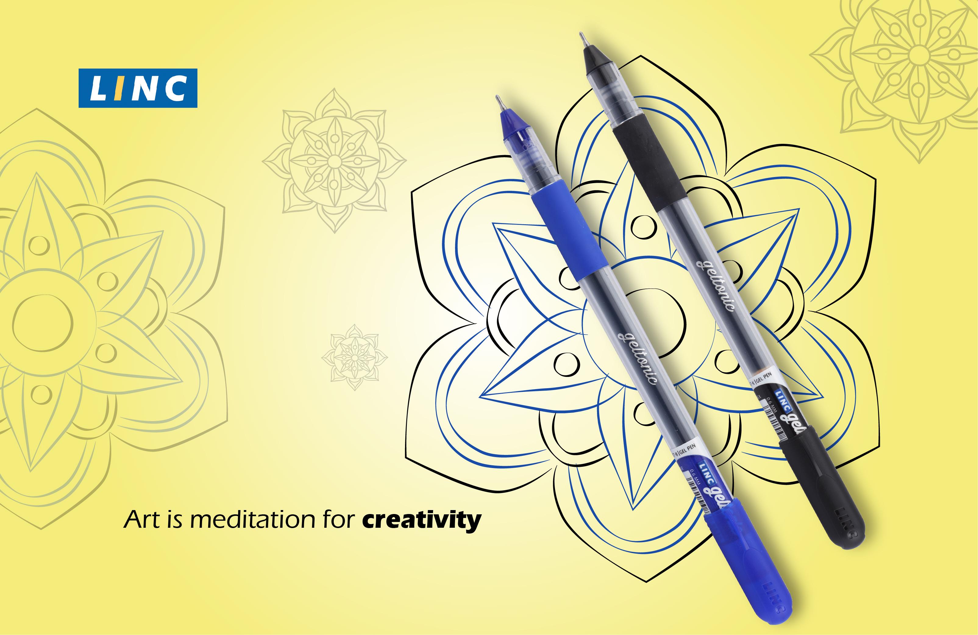Linc pen Mandala