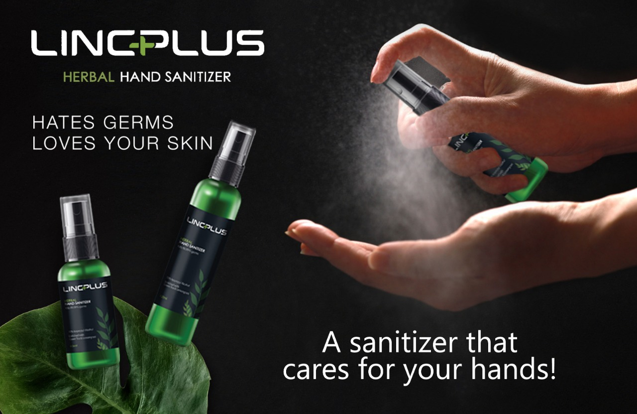 LINC PEN HERBAL HAND SANITIZER
