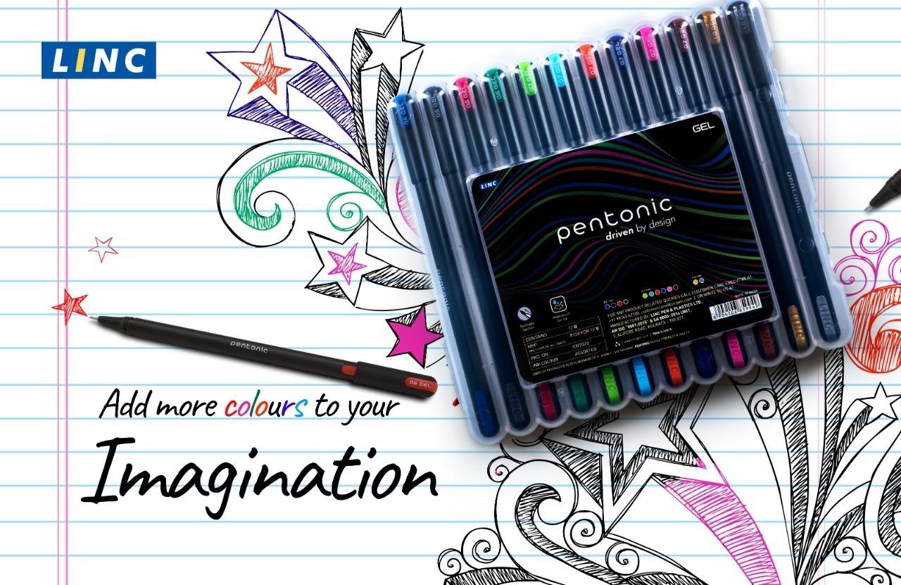 Linc, Linc pens, Pentonic Gel Pen
