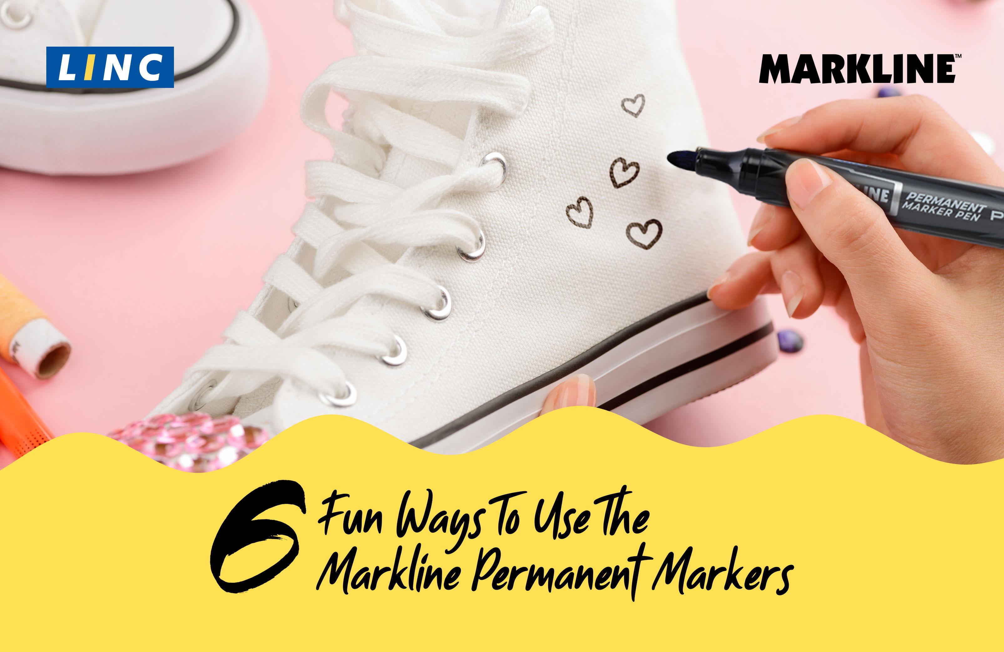 Linc Pens, Linc, Markline