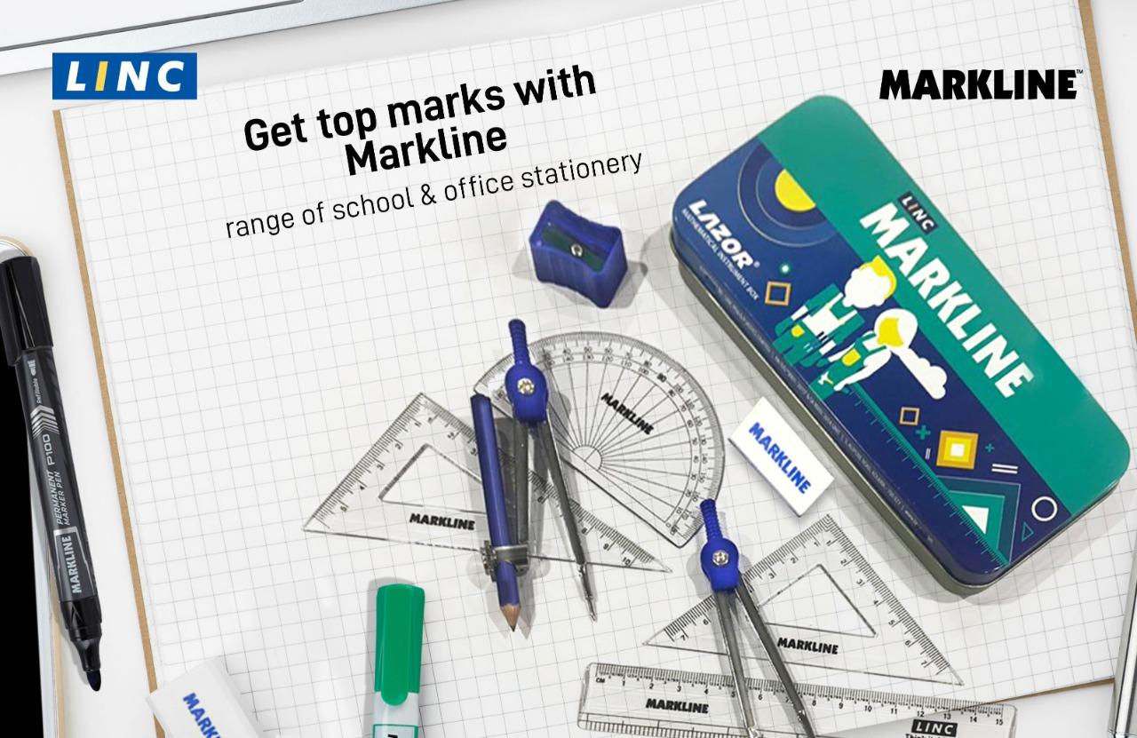 Linc Pens, Linc, Markline, OHP Markers