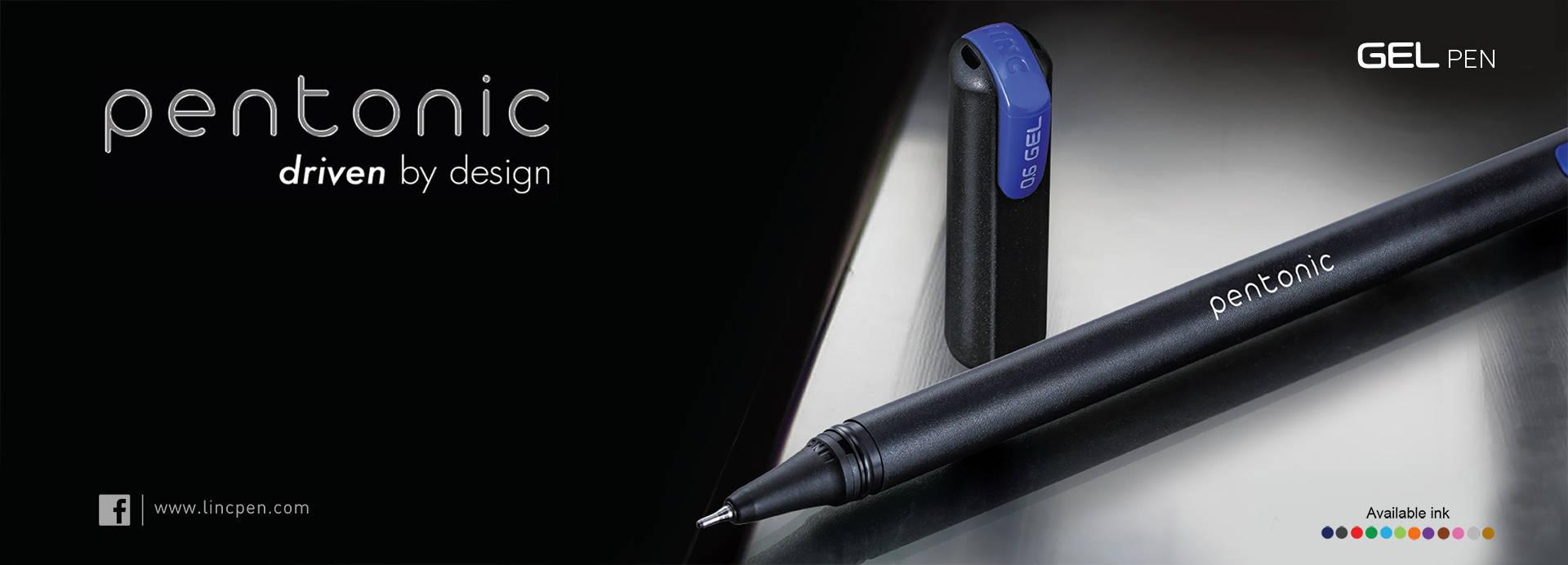 pentonic gel pen price