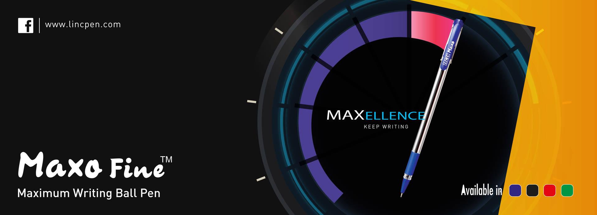 linc maxo ball pen
