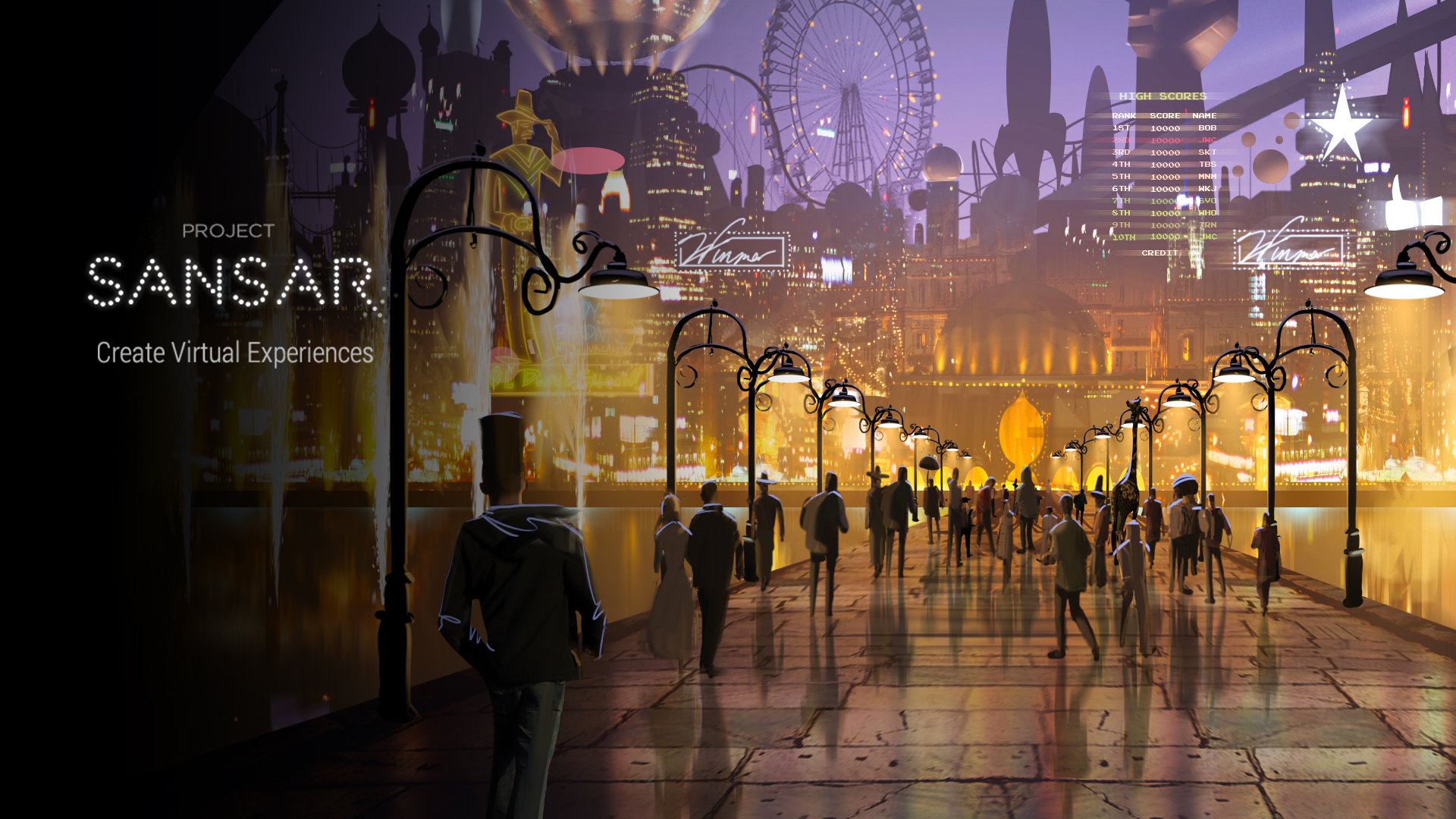 Project Sansar - Linden Lab