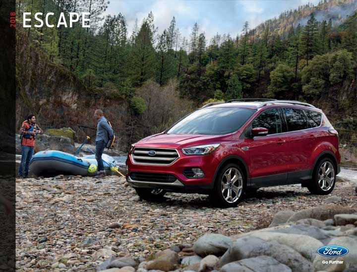 2018 Escape Brochure