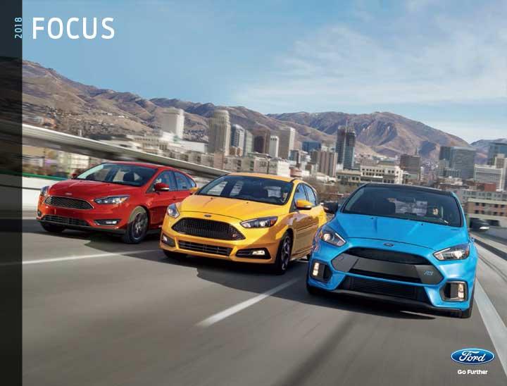 2018 Focus Brochure