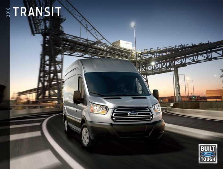 2018 Transit Brochure