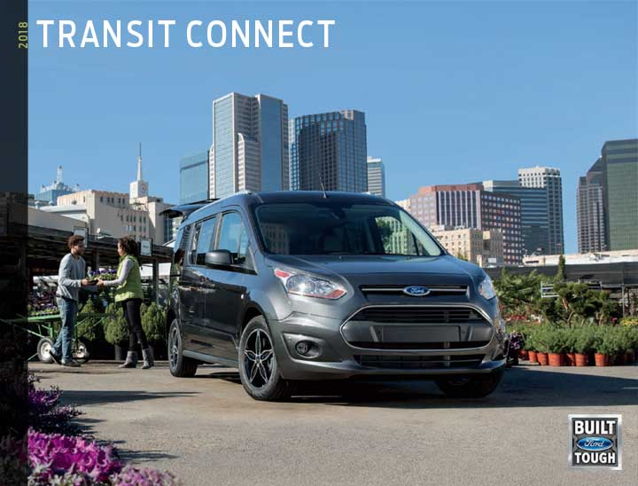 2018 Transit Connect Brochure