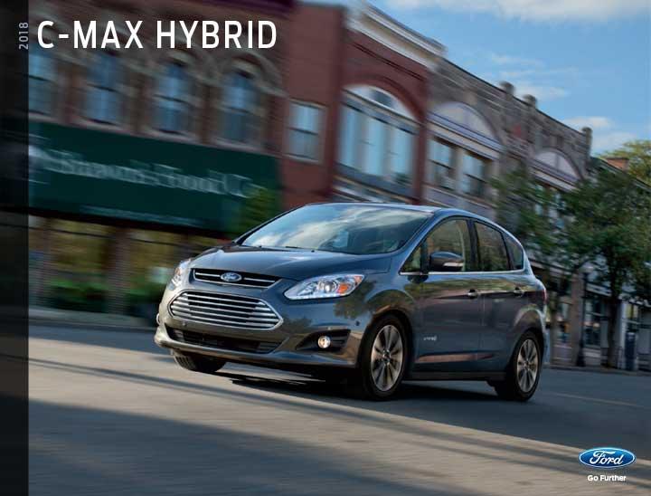 2018 C-MAX Hybrid Brochure