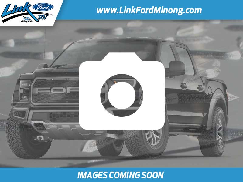 New Blue 2020 Ford F-150 XLT