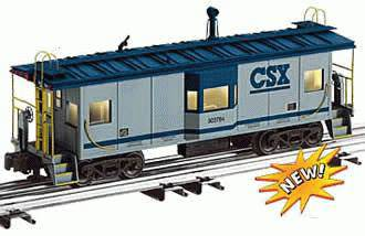 CSX Bay Window Caboose