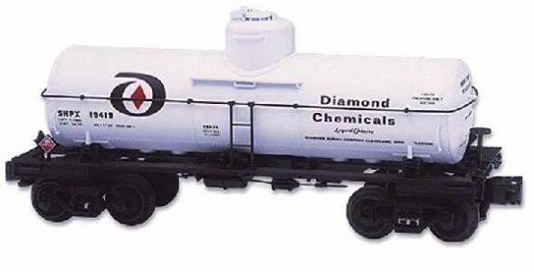 Diamond Chemicals 8,000 Gallon Tank Car