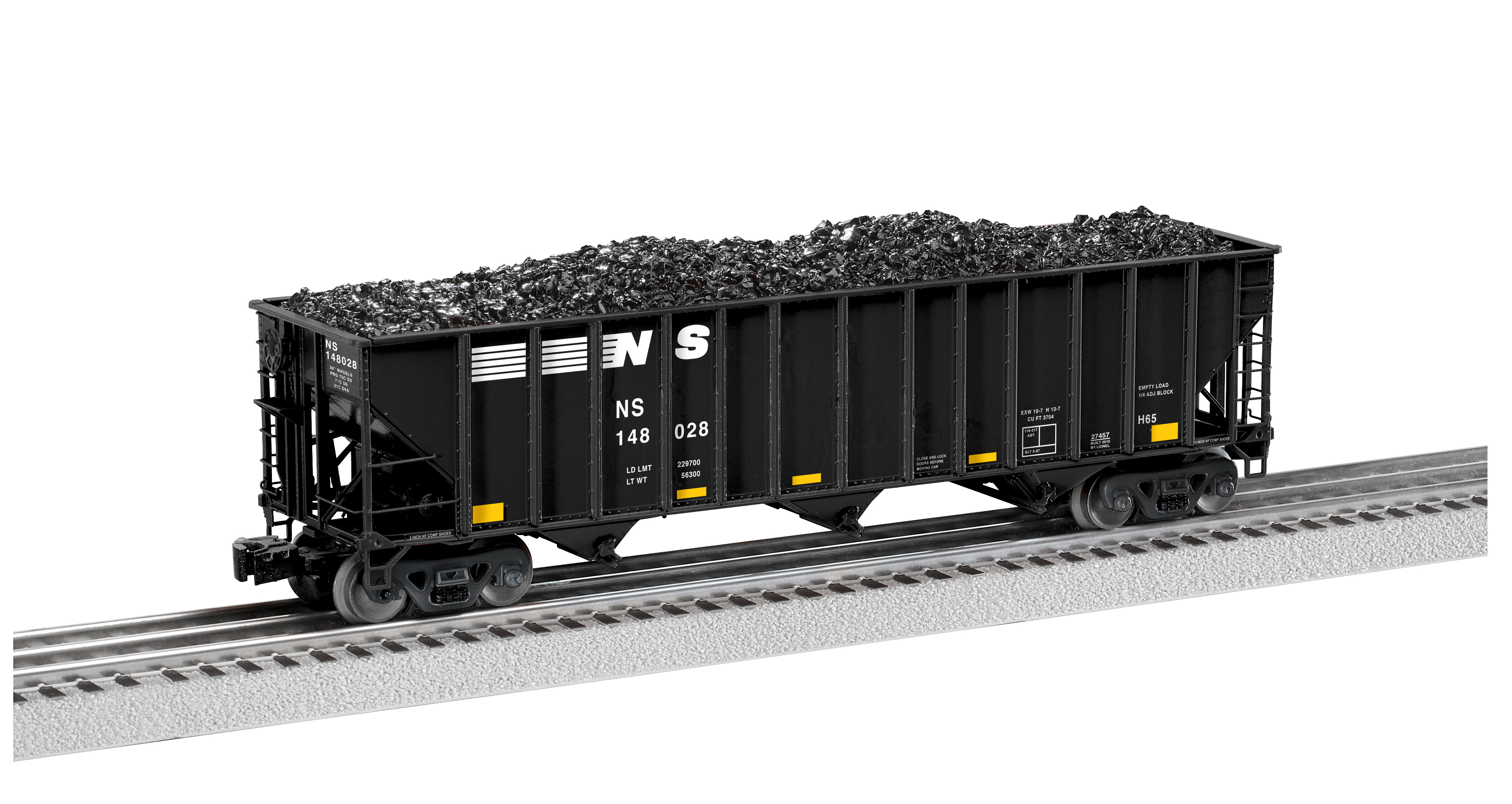 Visionline: Realistic Model Trains from Lionel
