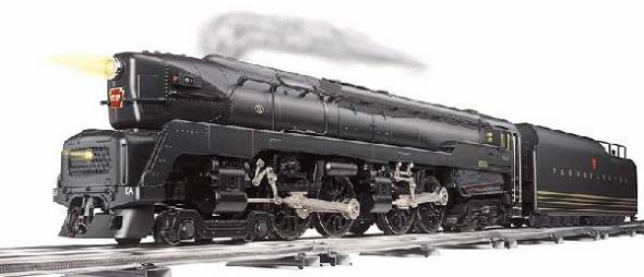 Pennsylvania T1 4-4-4-4 Duplex 3-Rail Model #5511