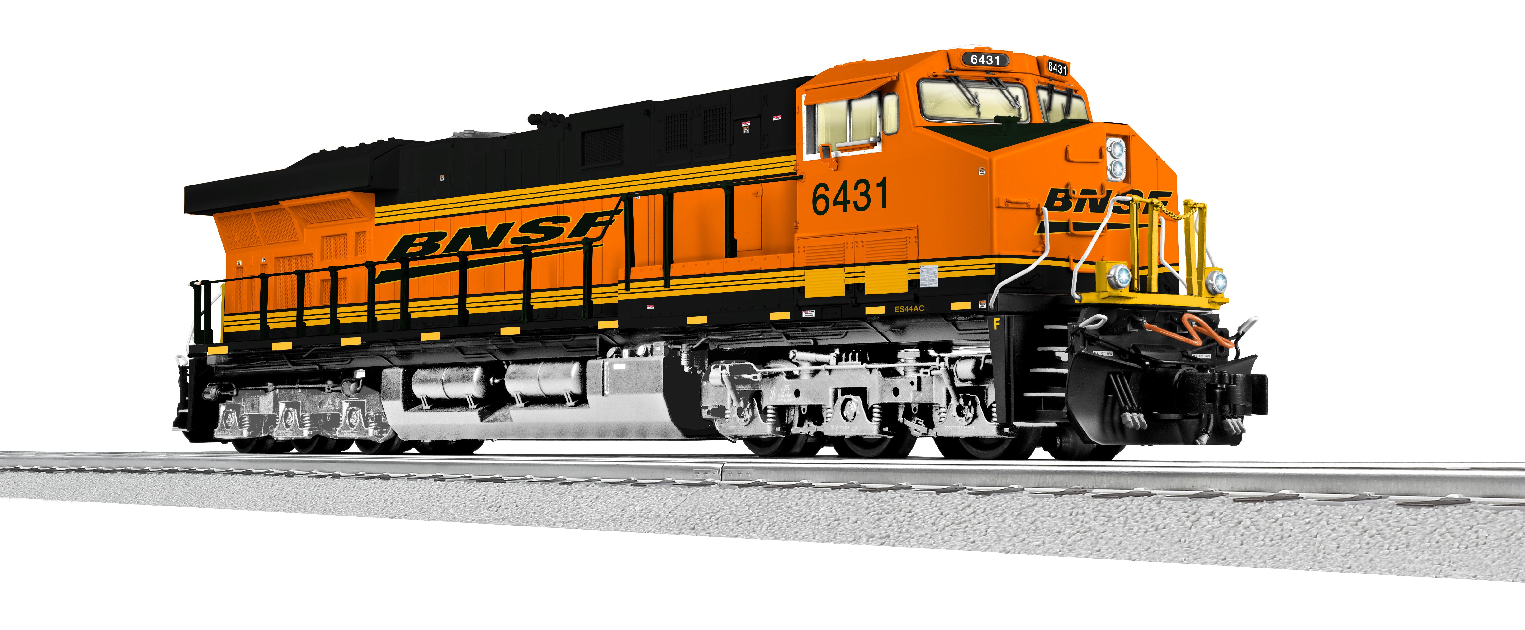 BNSF LEGACY ES44AC Diesel #6431