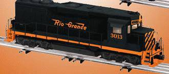 rio grande tmcc gp30 diesel 3013 Lionel Train Motor Wiring in july of 1961, general motors\u0027 electromotive division introduced the diesel locomotive that would become one of the most famous models of