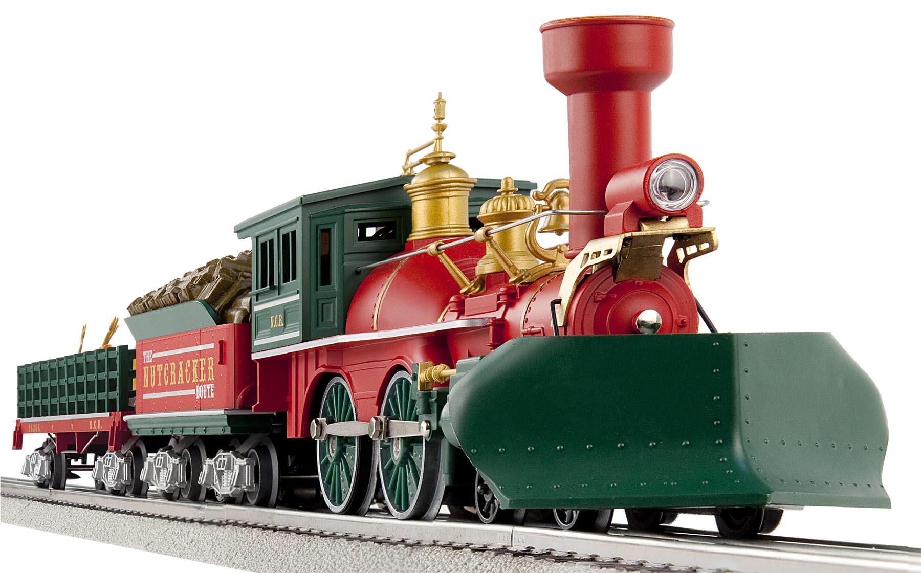 Lionel Christmas Train.Nutcracker Route Christmas Train Set 4 4 0 General
