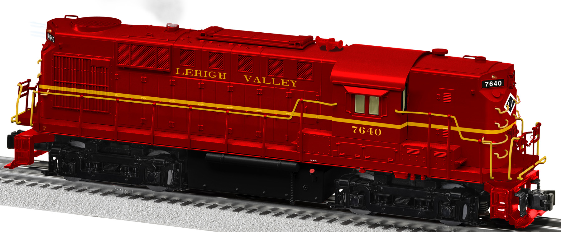 Lehigh Valley Legacy Scale Rs 11 Diesel 7640