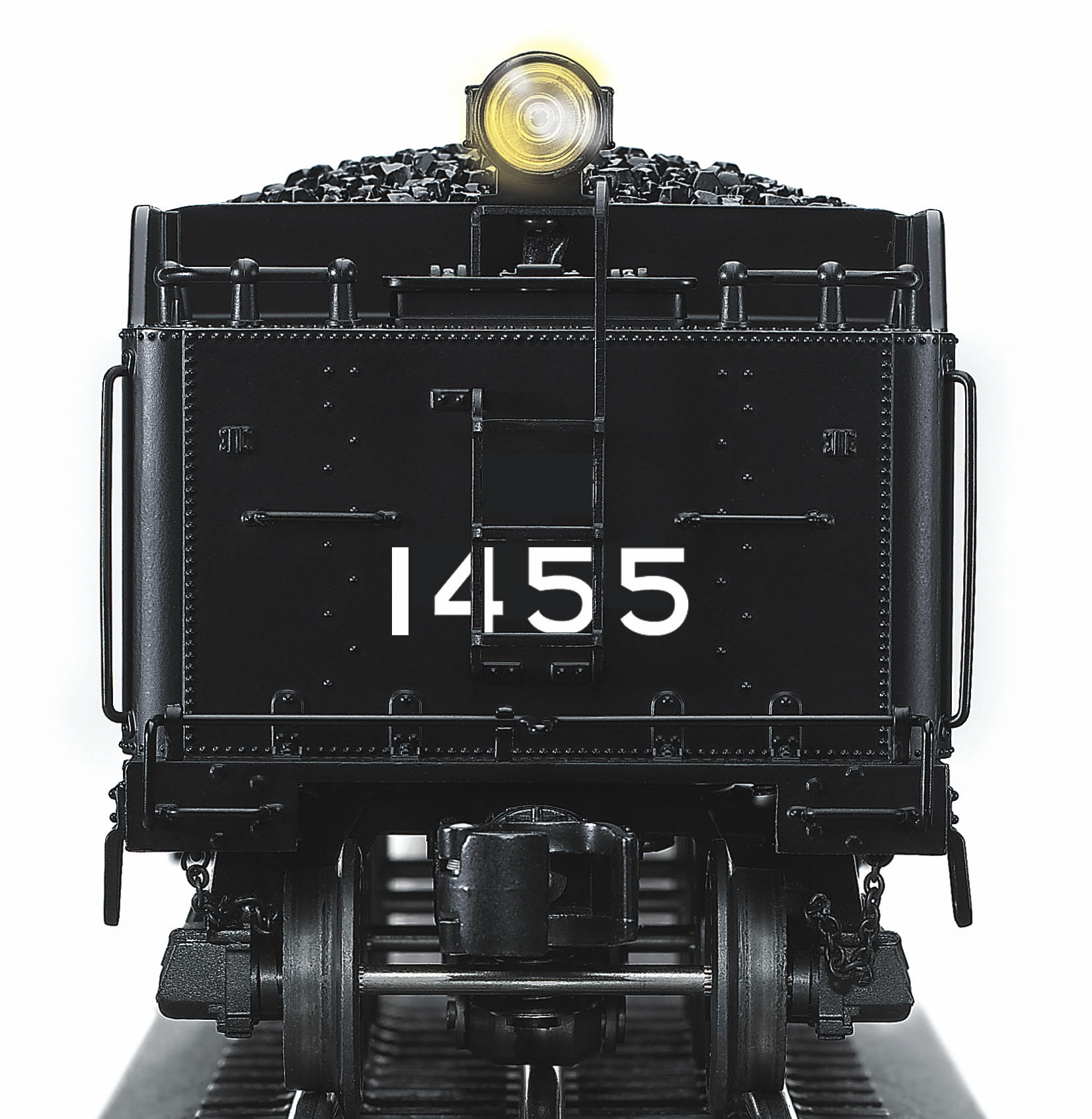 Boston & Maine TMCC Scale 2-6-0 Mogul Steam Locomotive #1455
