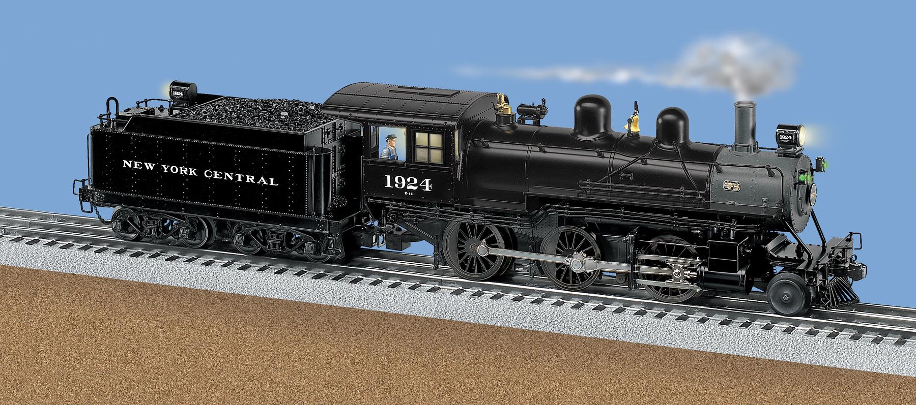 Lionel Track Wiring Diagram Library Switch New York Central Tmcc Scale 2 6 0 Mogul Steam Locomotive 1924 Rh Com