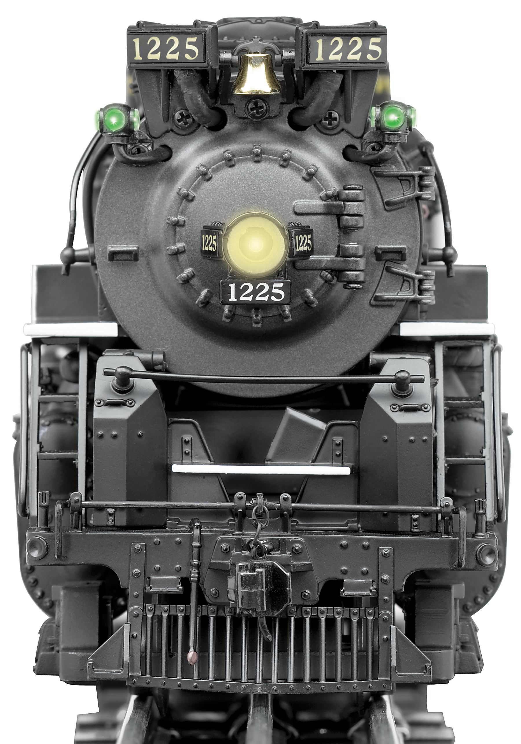 2-8-4 Berkshire / Scale LEGACY Manual