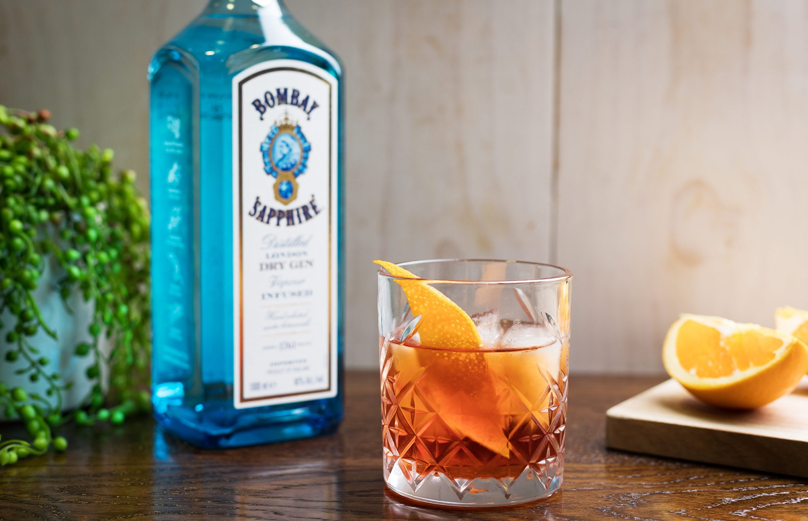 The Mix Negroni Recipe Gin Amp Martini Rosso Cocktails