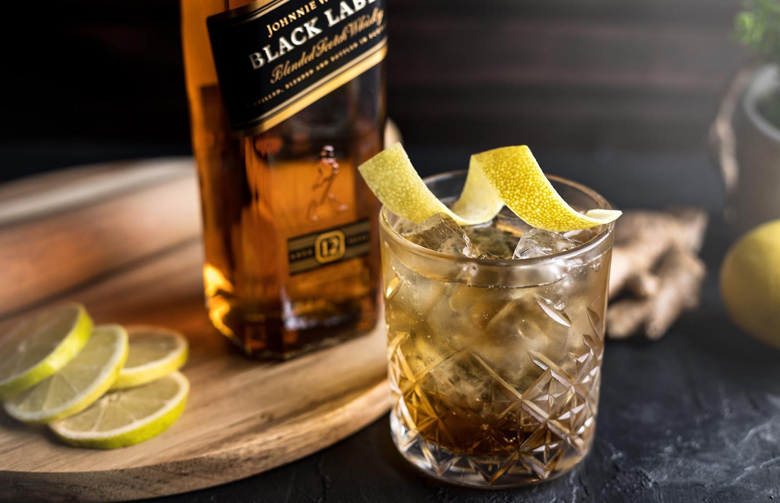 Image result for johnnie walker cocktail