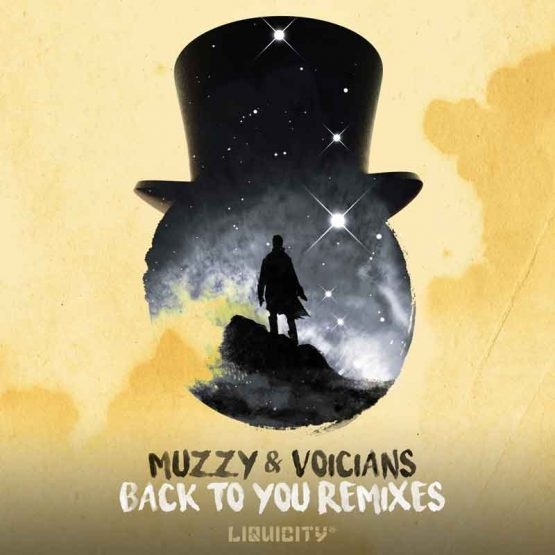 Muzzy & Voicians - Back To You LIQ012