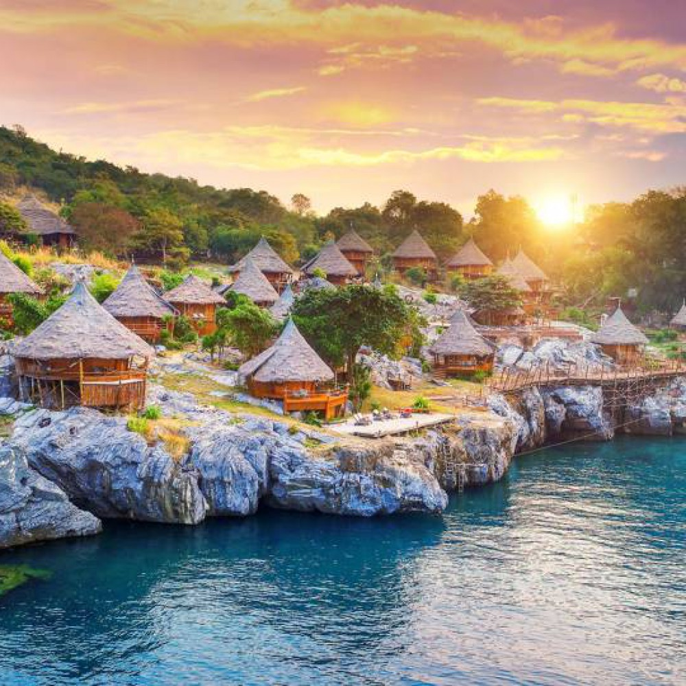 Thailand Beach Bungalows