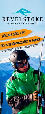Revelstoke Mountain Resort Ad