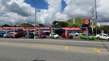 Salga con carro nuevo en el primer aniversario de Ricardo Caballero Auto