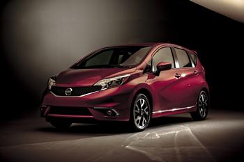 Llega a  Puerto Rico la nueva versión SR del Nissan Versa Note