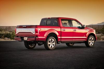 Nueva Ford F-150: más resistente, más capaz y más inteligente