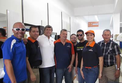 Abre nueva ferretería Construrama, en San Lorenzo