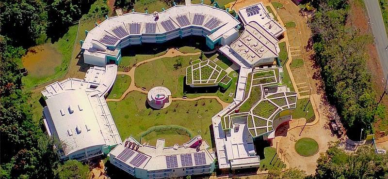 Escuela ecol gica de dorado galardonada con prestigiosa for Proyectos de construccion de escuelas