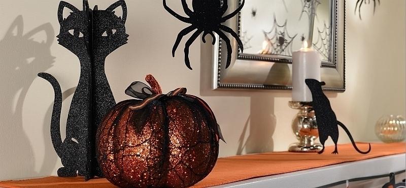 Decoraci n f cil y r pida para tu fiesta de halloween for Decoracion del hogar en puerto rico