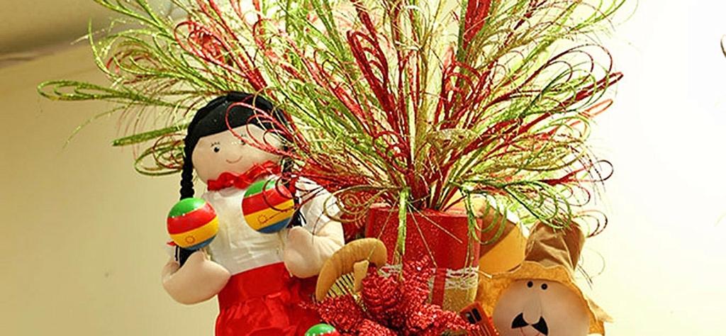 H galo usted mismo c mo crear el lazo perfecto para el - Lazos de navidad para el arbol ...