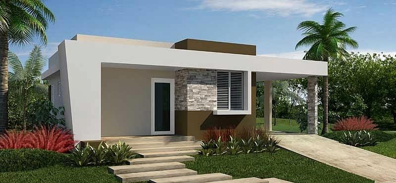 Casas ferrmax un dise o para todos los gustos noticia for Fotos fachadas casas modernas puerto rico